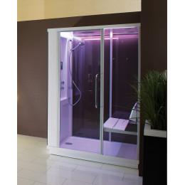 Двухместная паровая баня-массажная кабина TETRIS (Balteco Xonyx™)