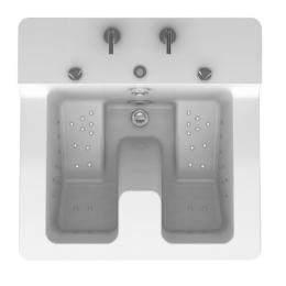 Медицинская ванна AQ-52 (Aquator) 90 × 90 см, 105 л