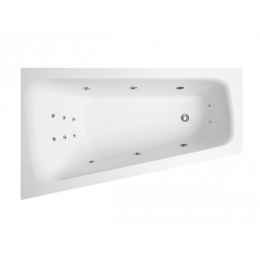 Ванна PIANO HYDRO (Balteco Xonyx™)